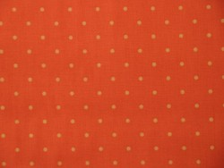 Andover - basic orange dots