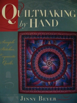 Jinny Beyer  Quiltmaking by Hand